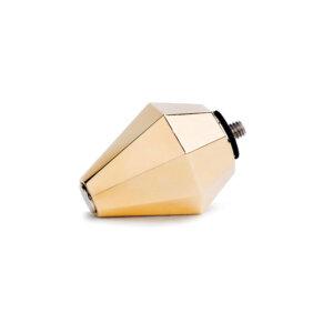 磁石角錐傳導頭 (金鑽)
