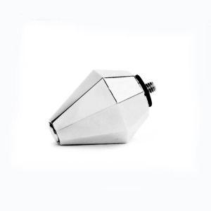 磁石角錐傳導頭 (銀鑽)